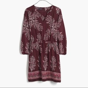 Madewell Lassi Dress